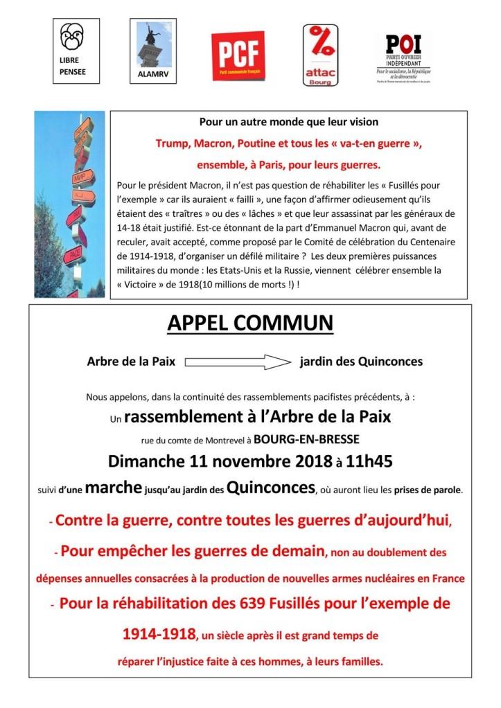 11nov18_rassemblement_pacifiste_appel_commun