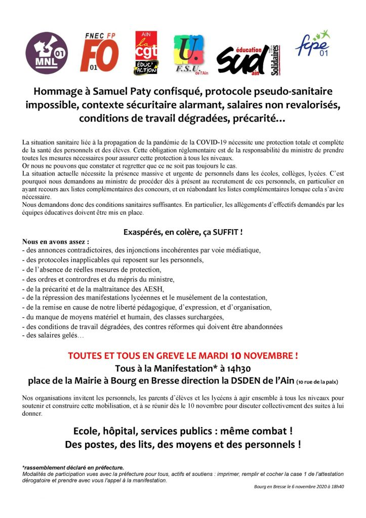 Appel-commun-manifestation-a-B-en-B-le-10-nov-2020-FO-CGT-FSU-SUD-MNL-FCPE-scaled